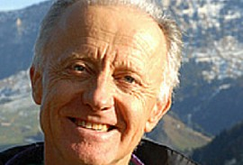 Paul Zeller, Trip Leader, Certified Swiss Hiking Guide