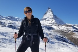 Elain Witt, Trip Leader, Certified Switzerland Specialist