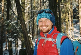 Cameron Bevan, UIMLA Certified International Mountain Leader