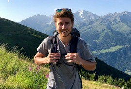 Martin Allary, Trip Leader, Aspirant French Trekking Guide