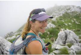 Rebecca Penrose, UIMLA Certified International Mountain Leader