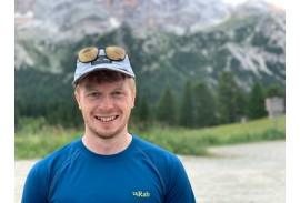 Charlie Andrews, UIMLA Certified International Mountain Leader