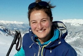 Erica Bonnet-Laverge, UIMLA Certified International Mountain Leader