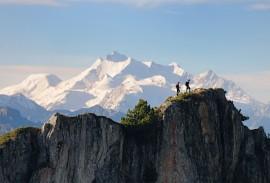 Exploring the Jungfrau