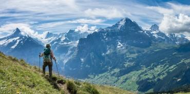 Eiger to Matterhorn