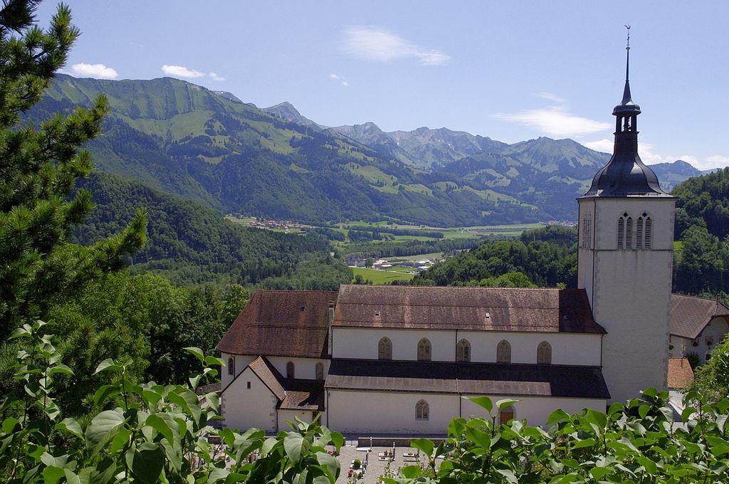 Eglise Saint-Theodule Church