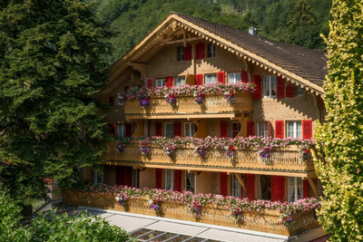 Authentic Swiss Hotel