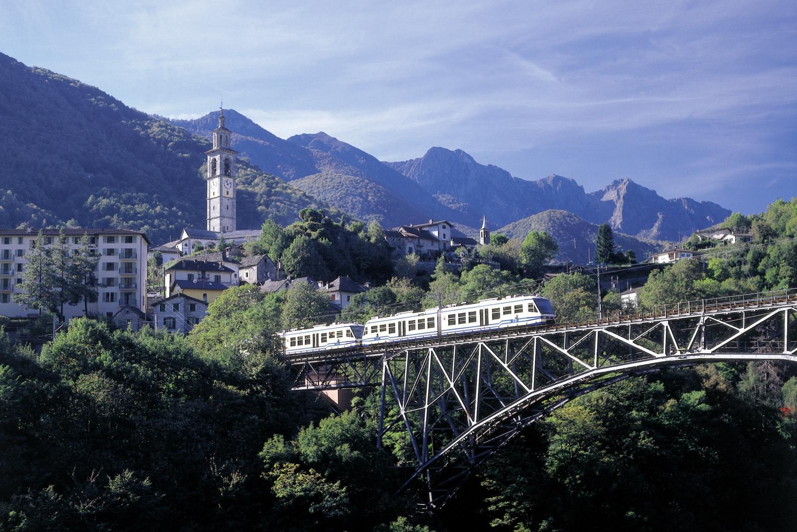 Centovalli Railway
