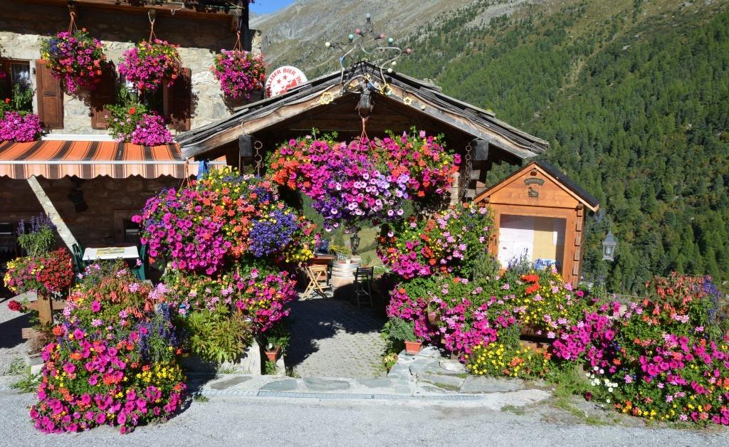 Hotel du Glacier Arolla