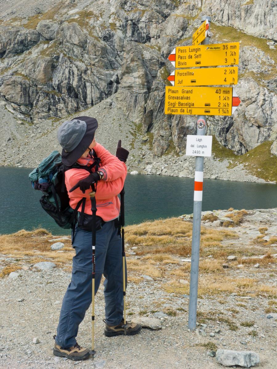 Hiking trails  Mount Revelstoke National Park