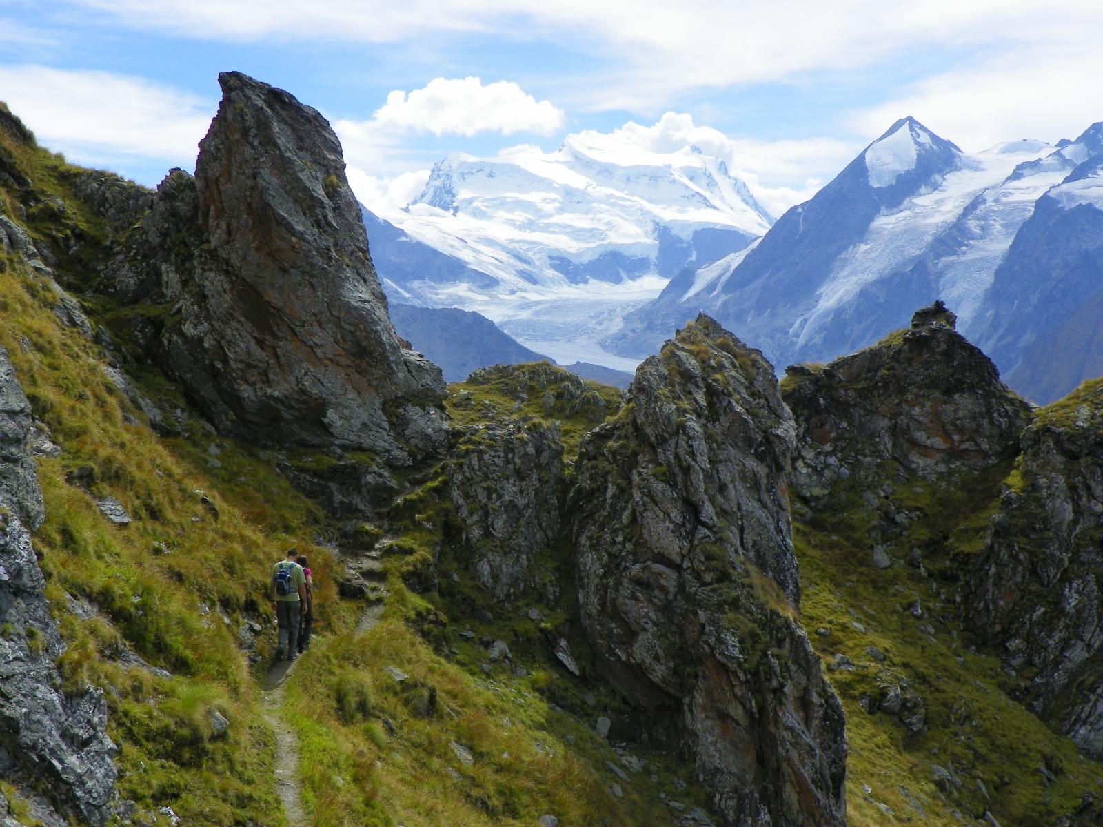 Appenzell: Wandern im Alpstein
