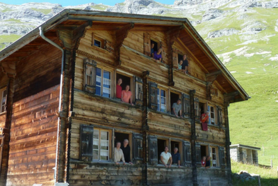 Traditional BergHotel Obersteinberg