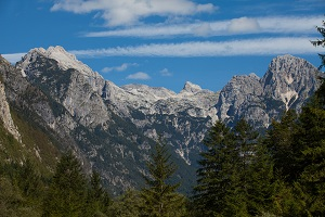 Razor Mountains Slovenia