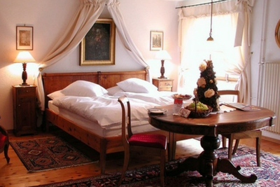 Chalet-Style Authentic Swiss Hotel